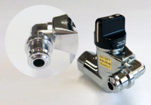 コンセント型(カチットタイプ)のガス栓